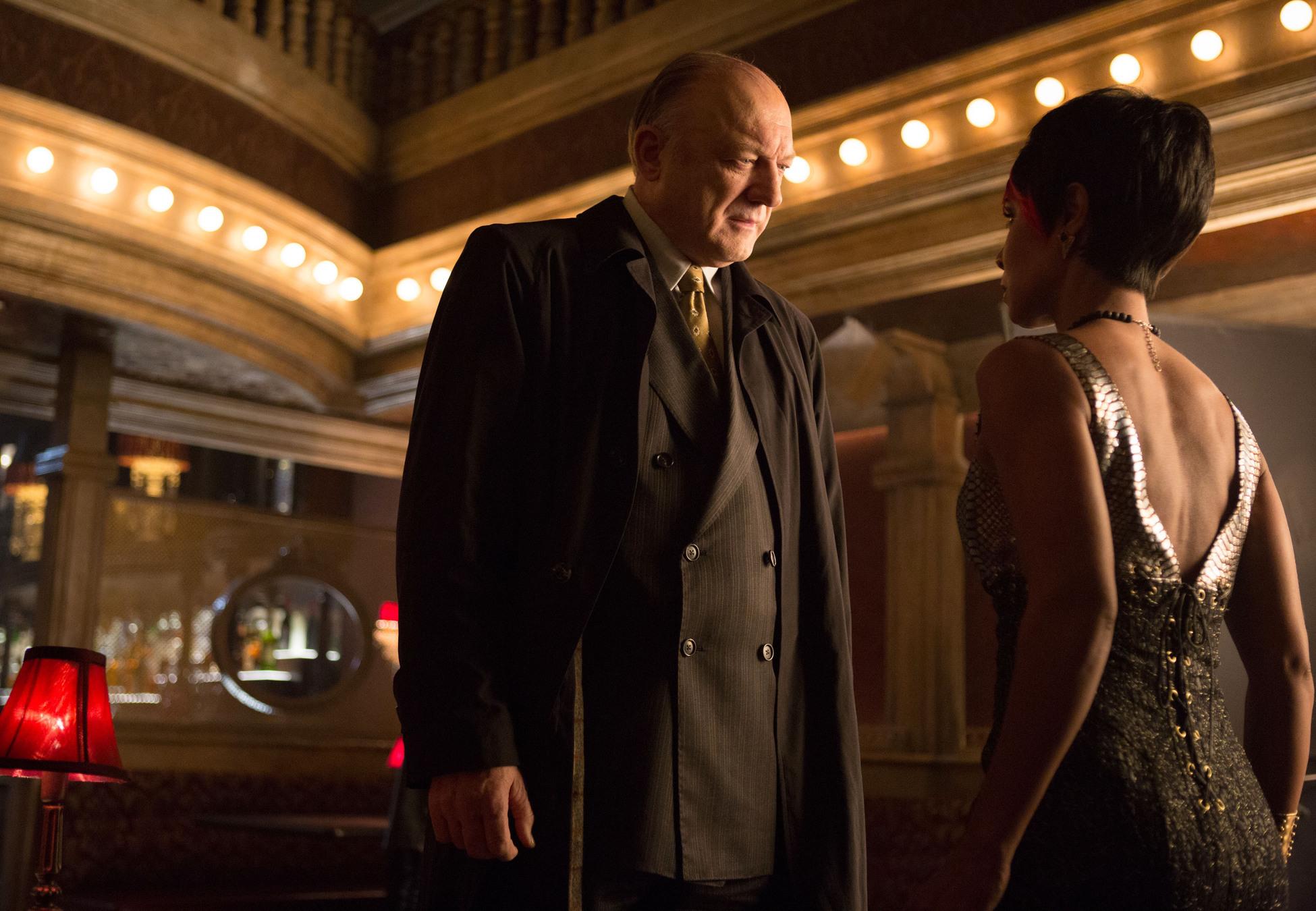Gotham - Episode 1.12 - What The Little Bird Told Him