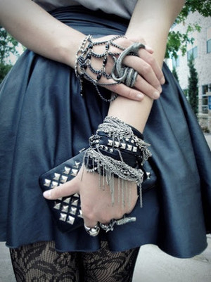 Gothic acsessories