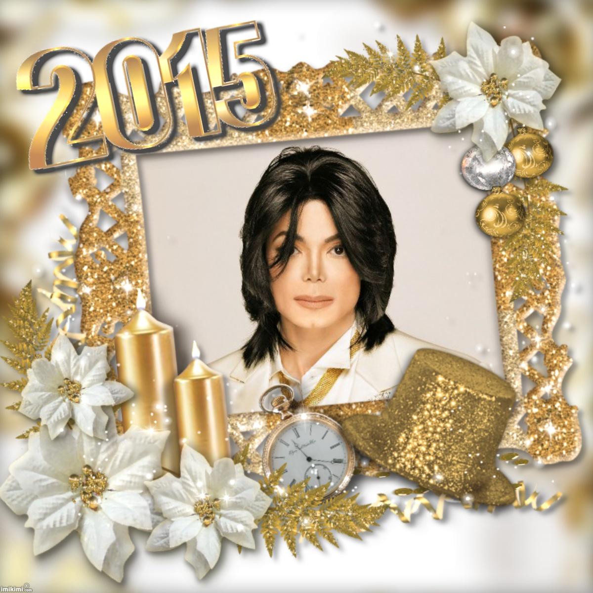 HAPPY NEW YEAR,MICHAEL!
