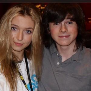 Hana and Chandler