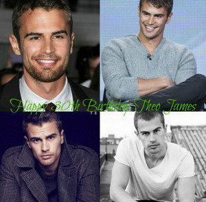 Happy 30th Birthday,Theo!!! ILY<3