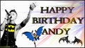 andy-sixx - Happy Birthday Andy...December 26, 1990 wallpaper