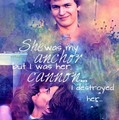 Hazel and Augustus - the-fault-in-our-stars fan art