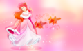 Holiday Princess - Ariel - disney-princess wallpaper