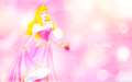 disney-princess - Holiday Princess - Aurora wallpaper