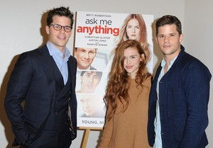 Holland attends the Screening Of 'Ask Me Anything'