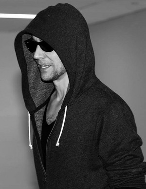 Hoodie Hiddleston ♥