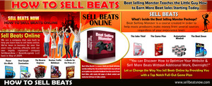 How To Sell Beats