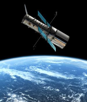 Hubble 摄影
