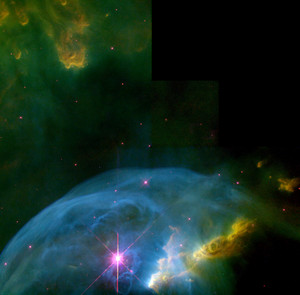 Hubble pagkuha ng larawan