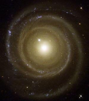 Hubble fotografía