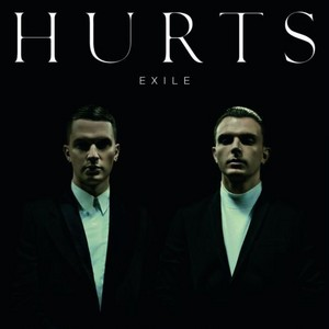Hurts Exile CD cover