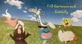 I <3 Cartoons and Comedy