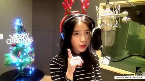 iu wallpaper probably with a bouquet entitled iu to celebrate the holidays
