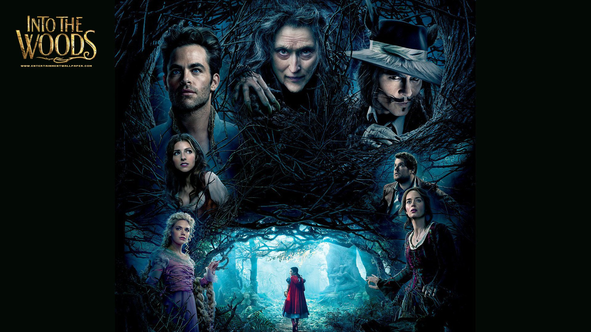 Entertainment Wallpapers.com images Into The Woods HD