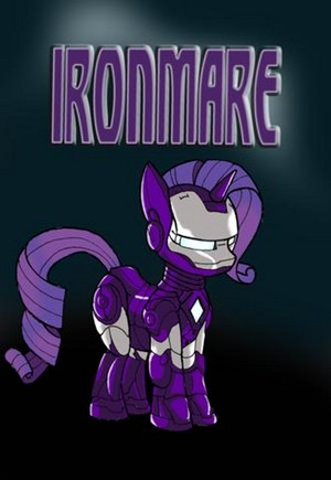 Iron Mare (Rarity Stark)
