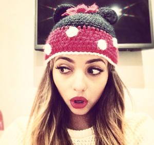 Jade's kamakailan selfie