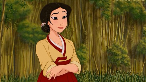 Princesses Disney fond d'écran possibly containing a grainfield entitled Jane Porter Racebent