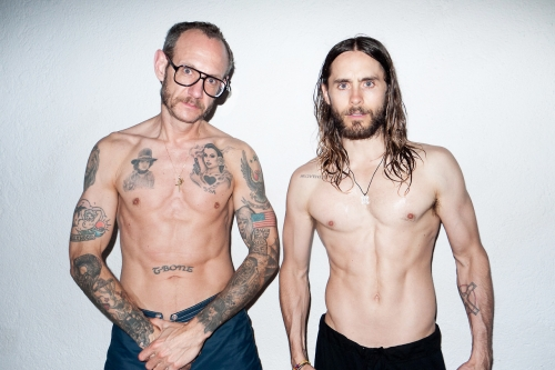 Jared kwa Terry Richardson