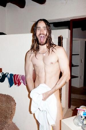 Jared kwa Terry Richardson