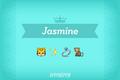 Jasmine Emojis