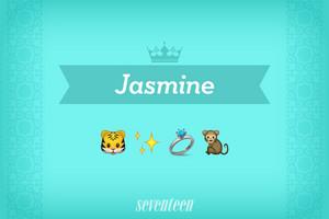 jasmijn Emojis