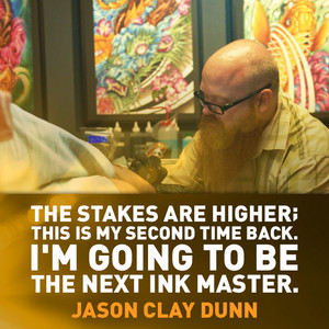 Jason Clay Dunn | Ink Master | Season 5 Finalist