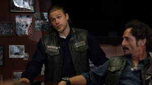Jax and Tig