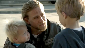 Jax and his boys