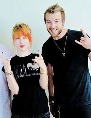 Jeremy and Hayley
