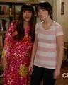 Jessica and Cece