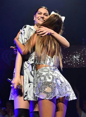 Jessie J and Ariana