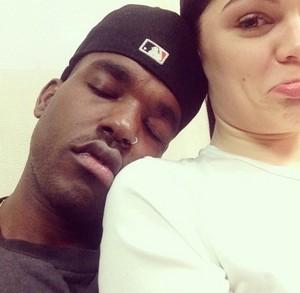 Jessie J and Luke