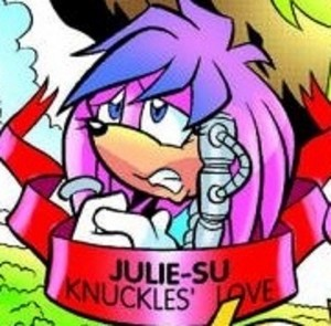 Julie-Su Knuckles' upendo