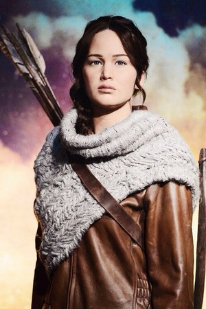 Katniss Everdeen (Wax Figure)