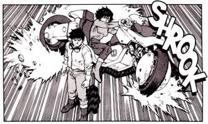 Kei and Kaneda