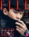 Kim Soo Hyun Covers Elle Korea's January 2015 Edition - kim-soohyun photo
