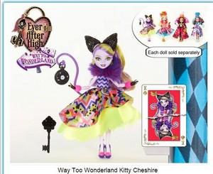 Kitty Cheshire Way too Wonderland 2015