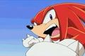Knux in Sonic X lol - knuckles-the-echidna photo