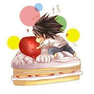 L Death Note Chib