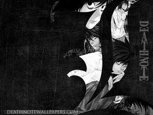 এল-মৃত্যু পত্র Death Note!