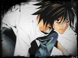 L Death Note!
