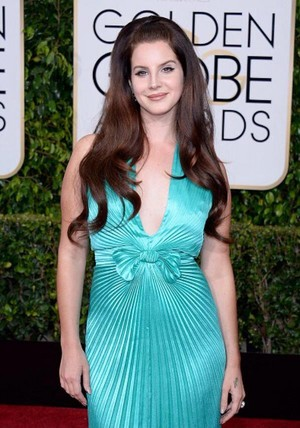 Lana del Rey - 72nd Annual Golden Globe Awards