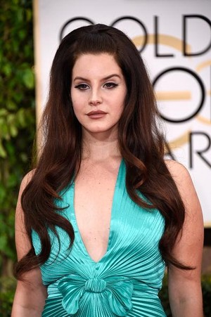 Lana del Rey - 72nd Annual Golden Globe Awards
