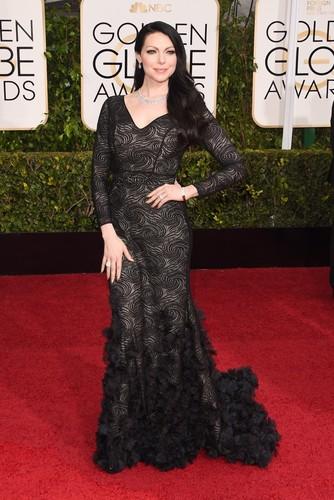 Laura Prepon wallpaper called Laura Prepon - 72nd Annual Golden Globe Awards