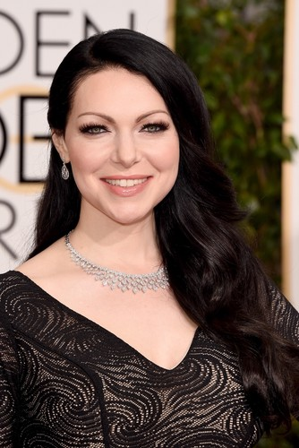 Laura Prepon wallpaper possibly with a portrait entitled Laura Prepon - 72nd Annual Golden Globe Awards