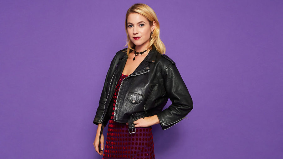 Laura Ramsey in 'Hindsight'