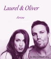 Laurel and Oliver - katie-cassidy fan art