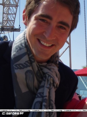 Lee Pace MY FAVOURITE SELFIE