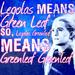 Legolas Greenleaf - orlando-bloom icon